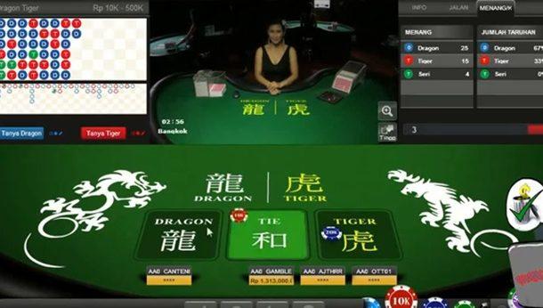 Dragon Tiger AG Casino