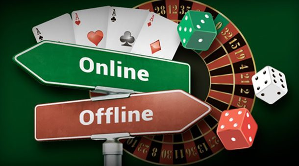 Kasino Online vs Offline